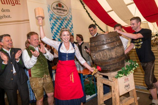 Brauereifest Privatbrauerei Schweiger GmbH & Co KG