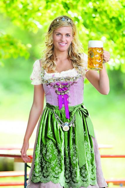 Barbara Stadler, II. Bayerische Bierkönigin 2011-2012