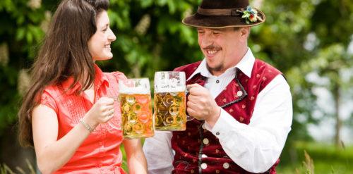 Fotoshooting fŸr den Bayerischen Brauerbund in Aying. Agentur Trio-Group
