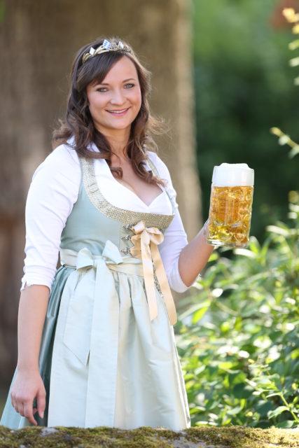 Tina-Christin Rüger, V. Bayerische Bierkönigin 2014-2015