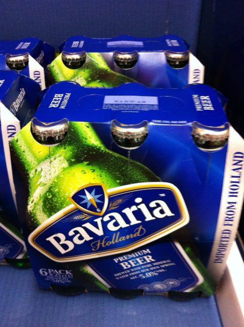 Bavaria-Sixpack