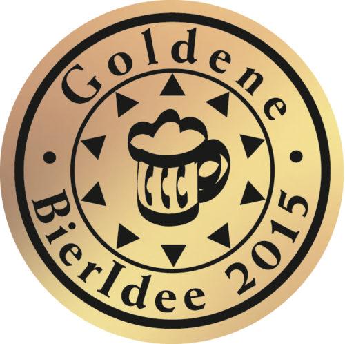 Gold.Bieridee 2014 auf Gold