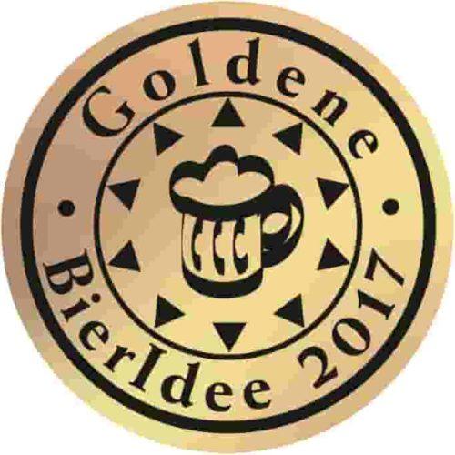 Goldene Bieridee 2017