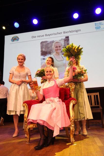 Die neue Bayerische Bierkoenigin 2019-2020 Veronika Ettstaller-1