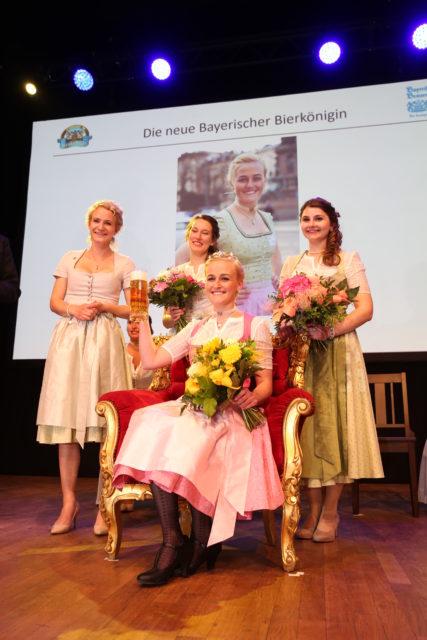 Die neue Bayerische Bierkoenigin 2019-2020 Veronika Ettstaller-2